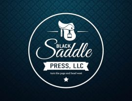 black saddle logo