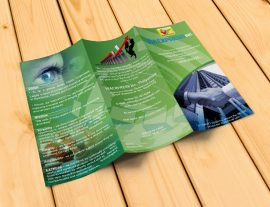 flyer design graphics