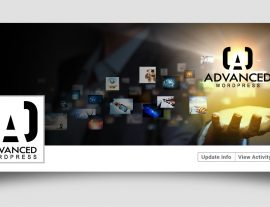 advanced wordpress facebook banner