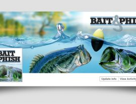 social media design phish&bait